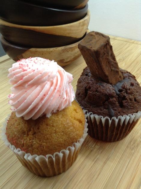 Les petites attentions en couple - Cupcakes